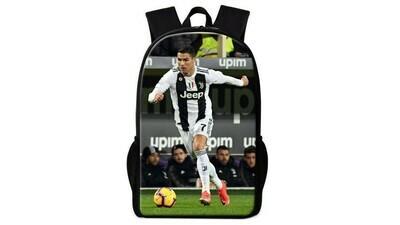 6- Ronaldo Kick Backpack