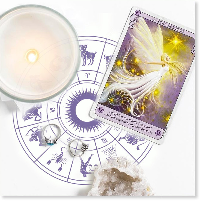 Integrated Astrology & Tarot Session with Urania