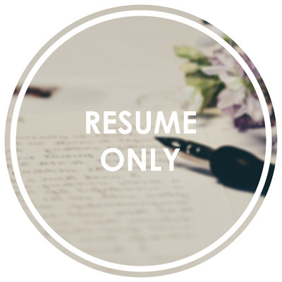 Resume Only