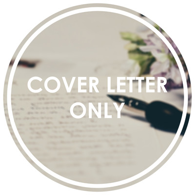 Cover Letter Only