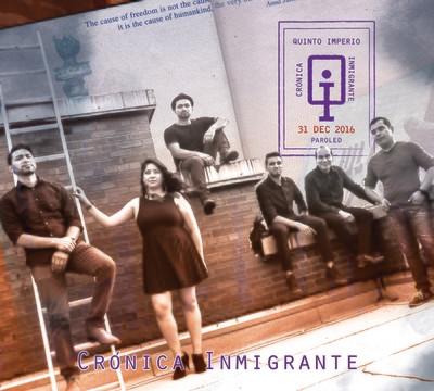 Crónica Inmigrante (Album CD)