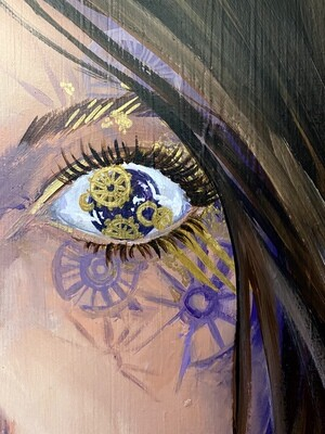 Gear Eyes