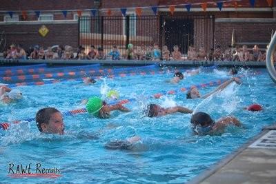 Swim Leg Sponsor
