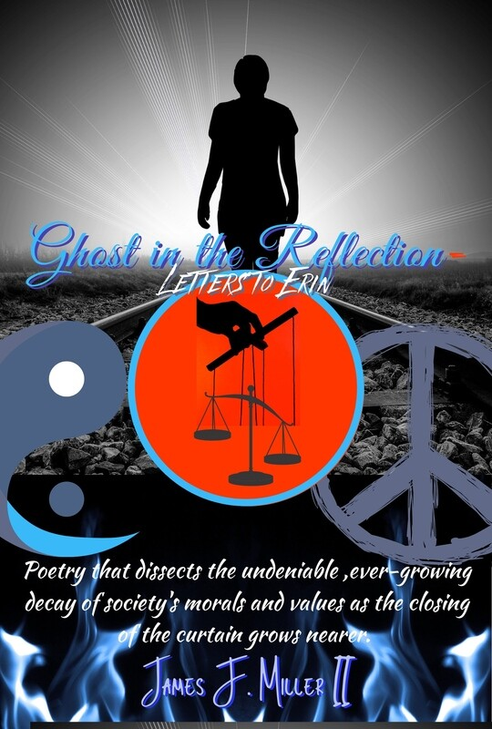 Ghost in the Reflection-Letters to Erin paperback