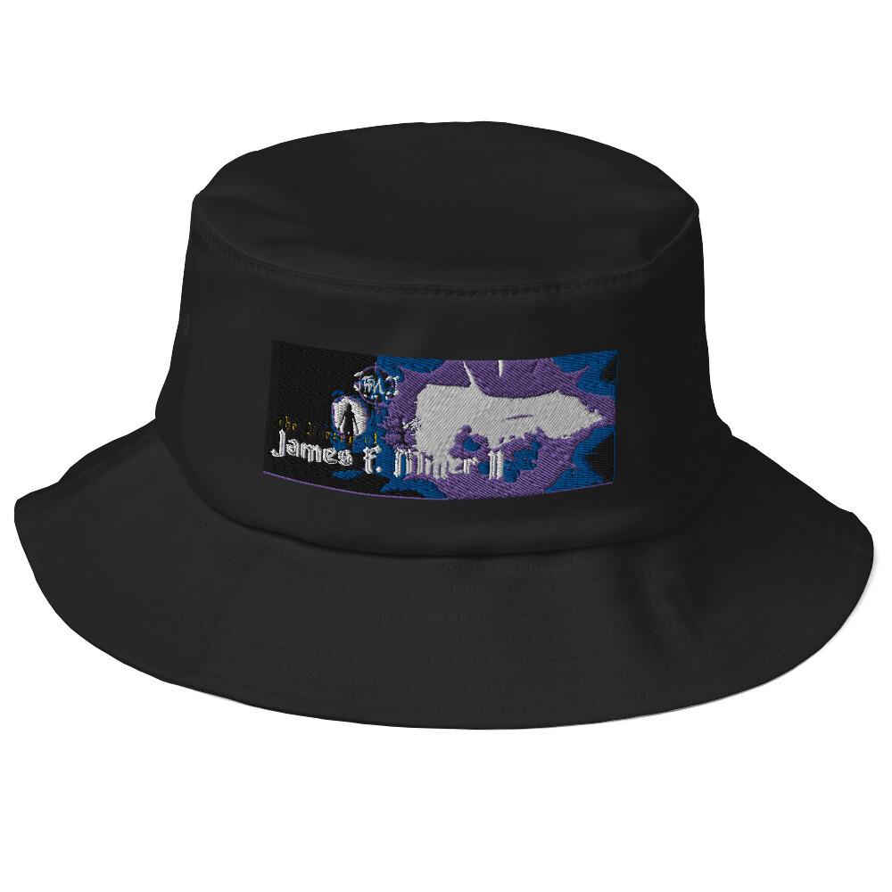Poetry of JFM II Old School Bucket Hat