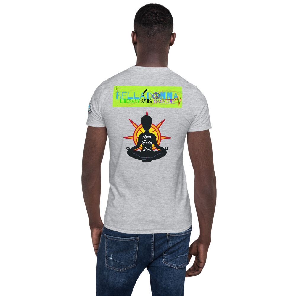 Belladonna meditation Short-Sleeve Unisex T-Shirt