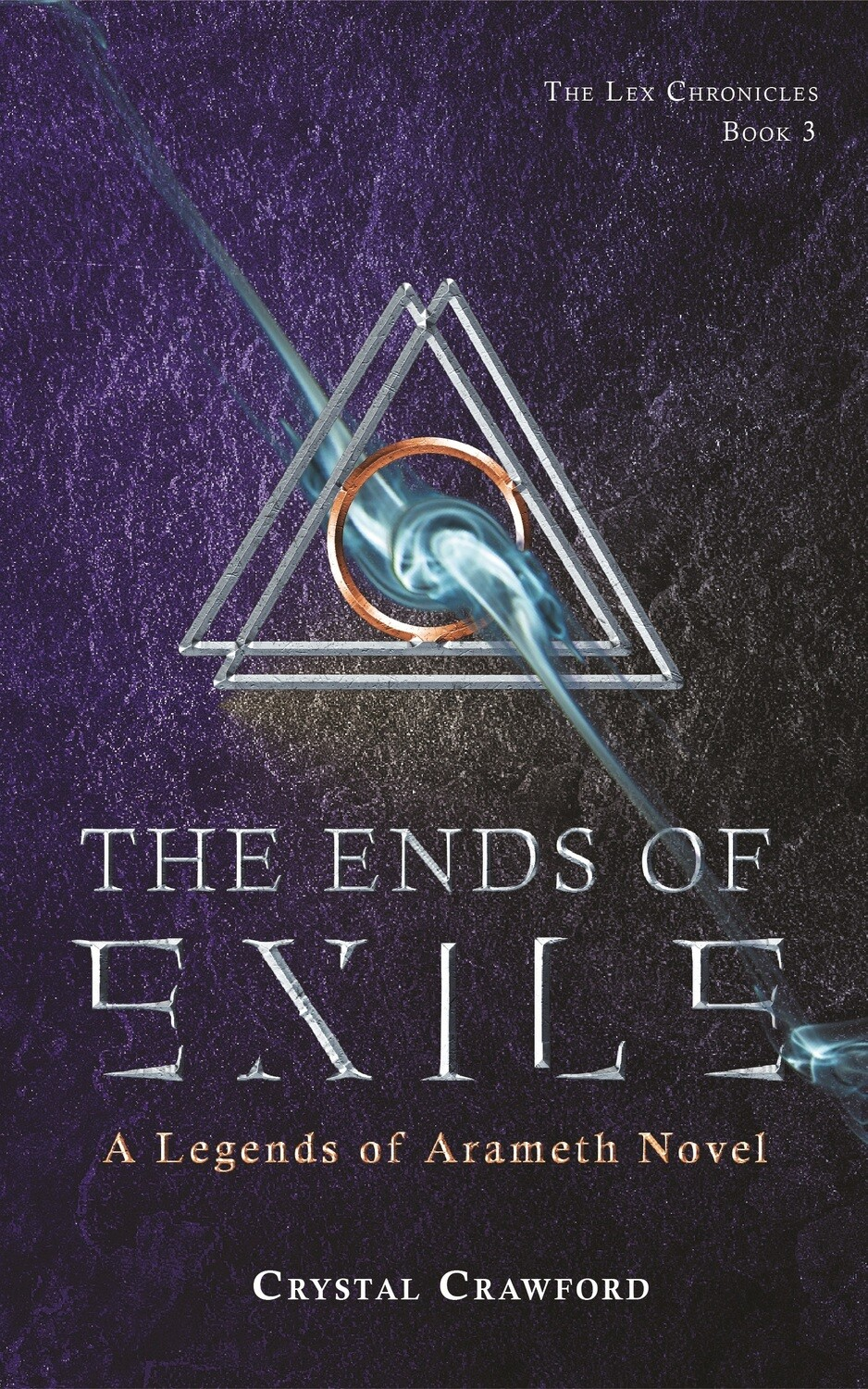 Autographed Paperback - The Ends of Exile
