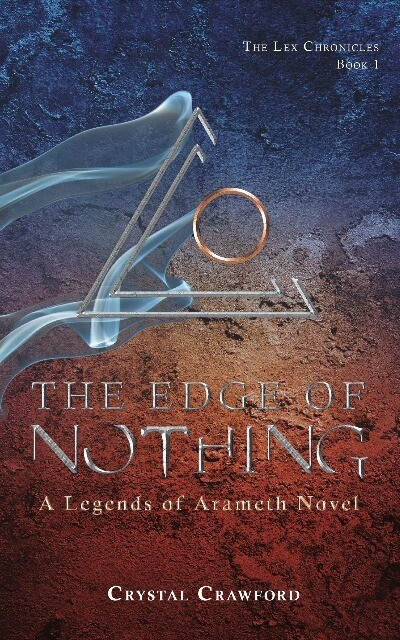 Autographed Paperback - The Edge of Nothing