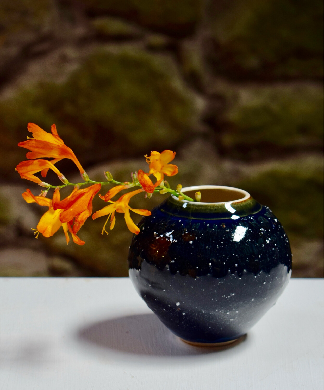Dartmoor Granite Series vase