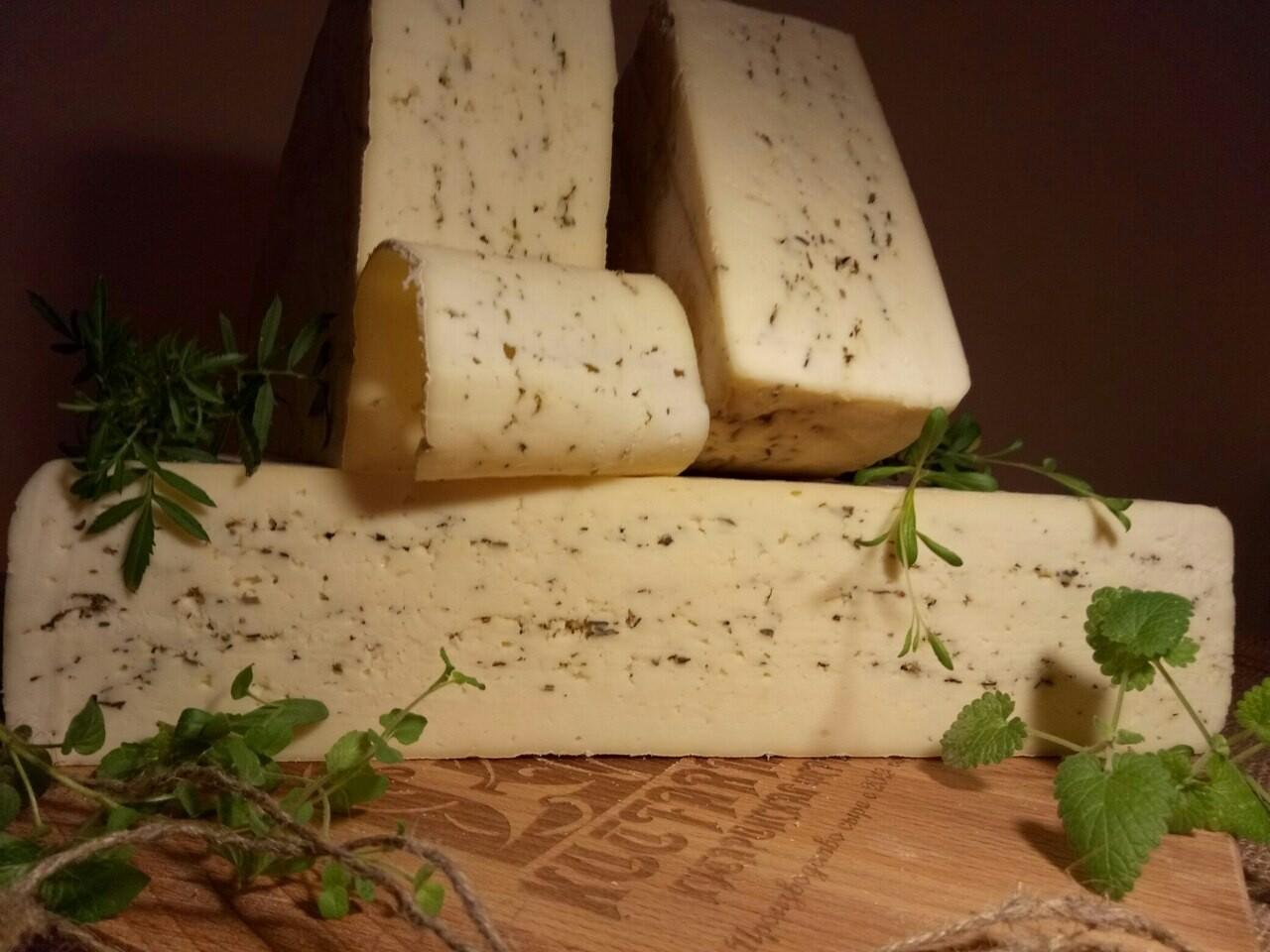 Сыр с прованскими травами