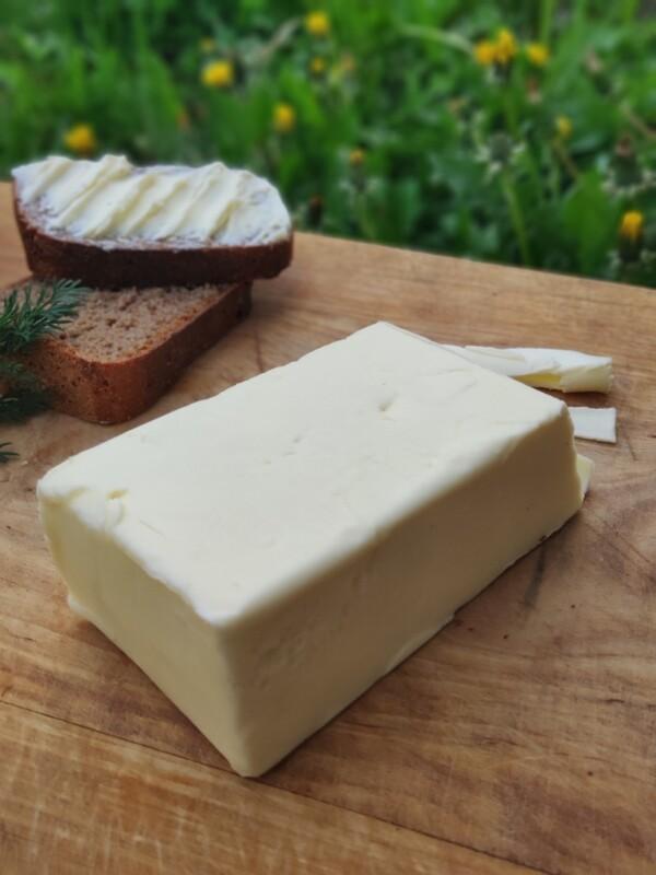 Масло сливочное