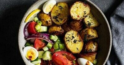 Запечёные овощи