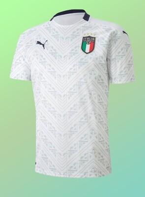 Italia Away Authentic 19-20