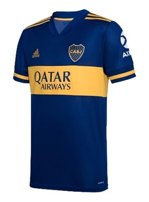 Boca Juniors Home 20-21
