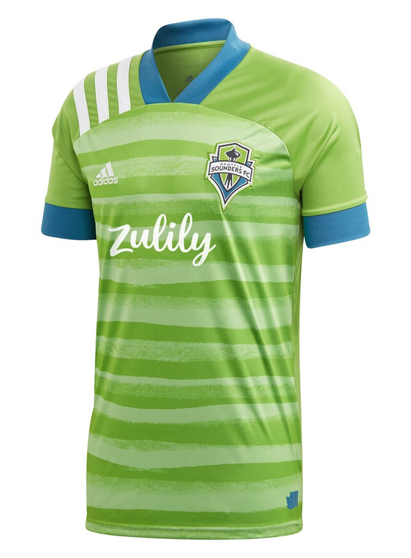 Seattle Sounders Home 20-21