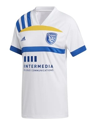San Jose Earthquakes Away 20-21
