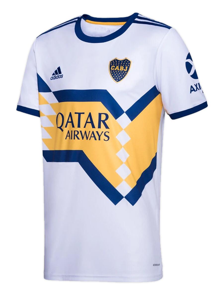 Boca Juniors Away 20-21