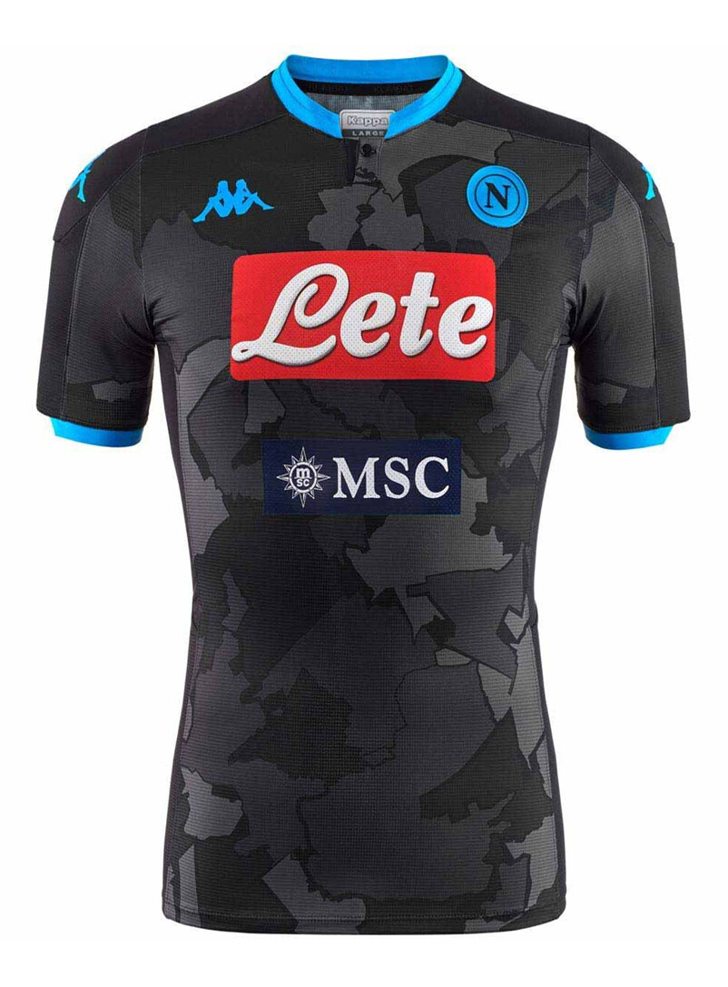 Napoli UCL Edition 19-20