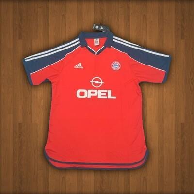 Bayern Monaco 2001