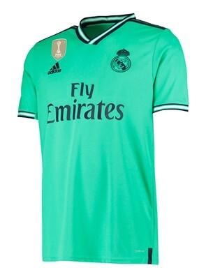 Real Madrid Third 19-20