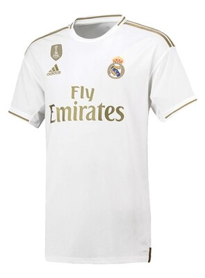 Real Madrid Home 19-20