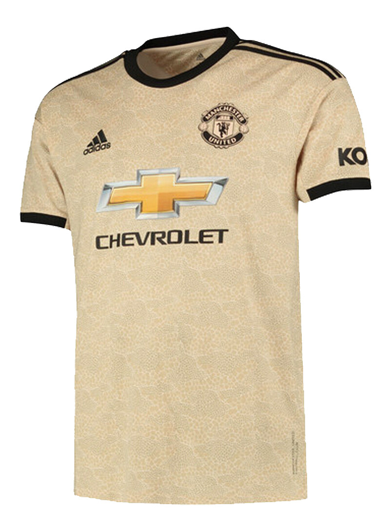 Manchester United Away 19-20