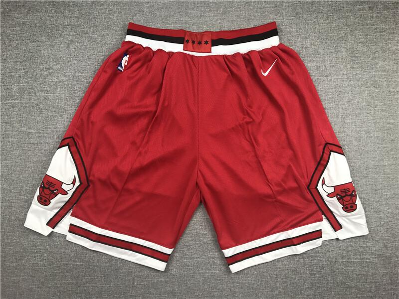 Pantaloncino Chicago Bulls Red