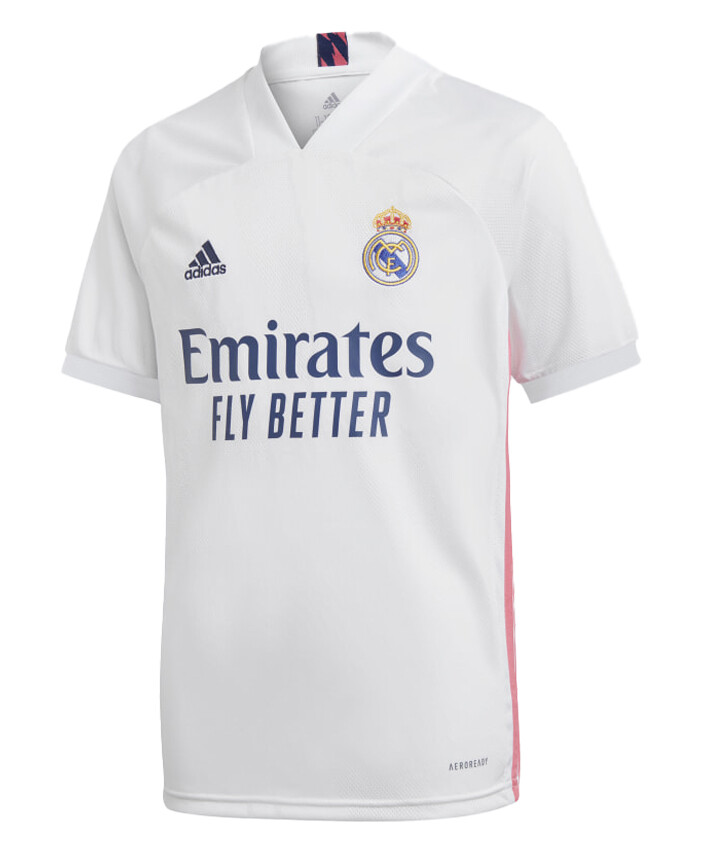 Real Madrid Home 20-21