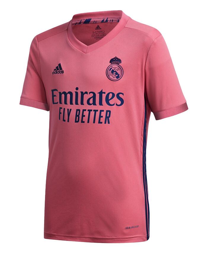 Real Madrid Away 20-21