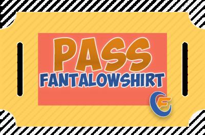 PASS FANTA-LOWSHIRT