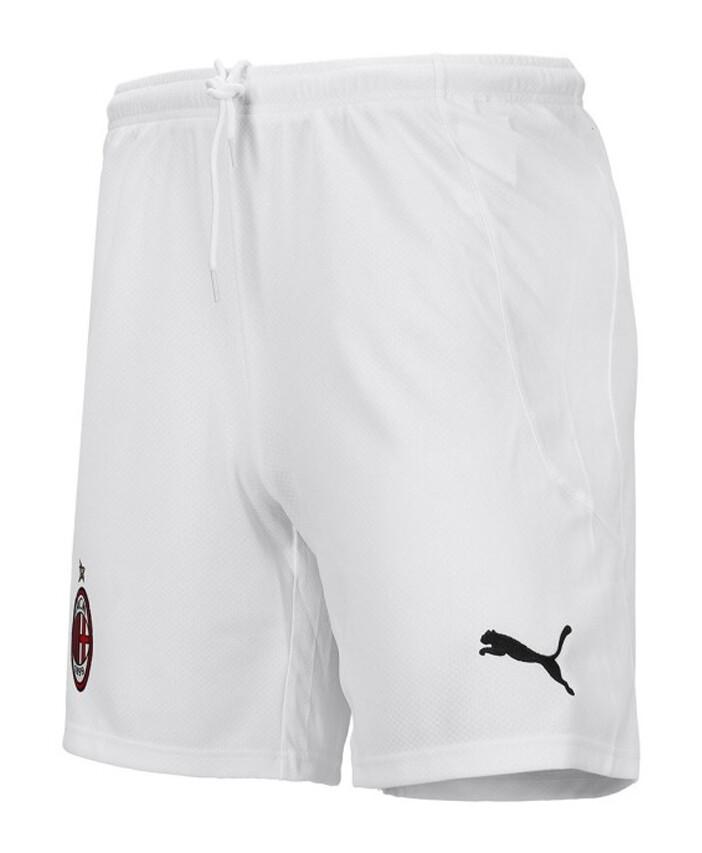 Pantaloncini Milan Bianchi 20-21