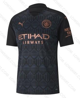 Manchester City Away 20-21