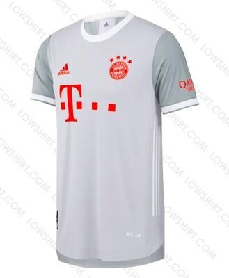 Bayern Monaco Away 20-21