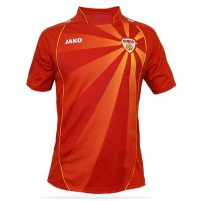 Macedonia Home 20-21