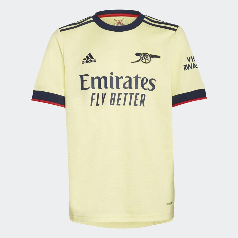 Arsenal Away 21-22