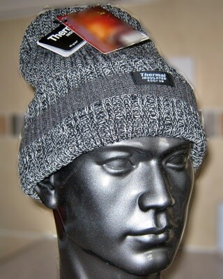 Millange Knitted Beanie Hat Thermal Insulated 40 Gram One Size - men's