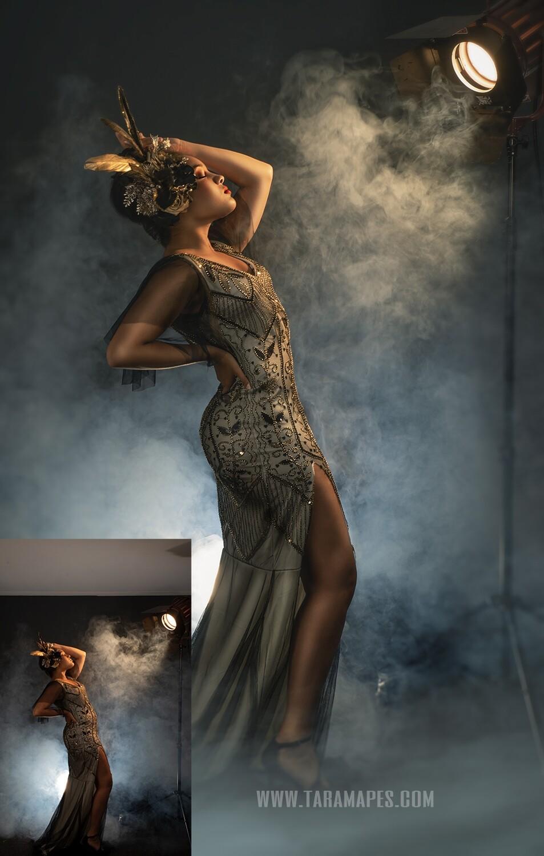 Hollywood - Fine Art Photoshop Tutorial by Tara Mapes
