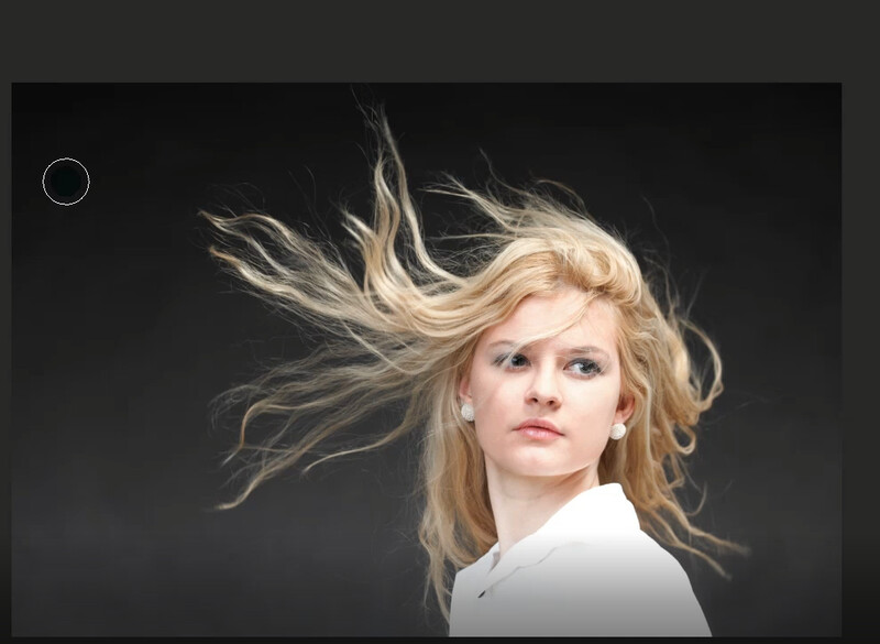 Free Photoshop Tutorial: Extracting Hair in Photoshop by Tara Mapes