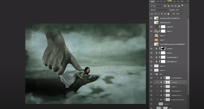 Free Photoshop Tutorial: Blending people into a scene