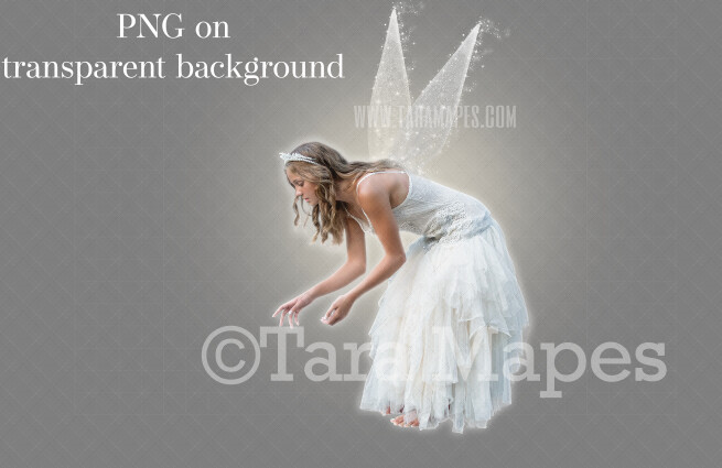 Tooth Fairy Overlay  PNG - Toothfairy Clip Art - Tooth Fairy Flying PNG - Tooth Fairy on Transparent Background