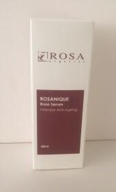 Rosanique - Organic Rose Serum