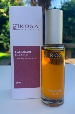 Rosanique - Organic Rose Serum