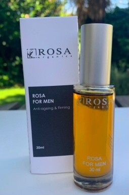 Rosa for Men - Anti-Aging Serum for Men