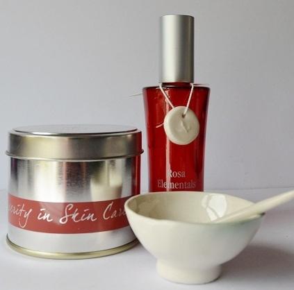 Rosa Radiance - Detoxifying, toning and rejuvenating exfoliator