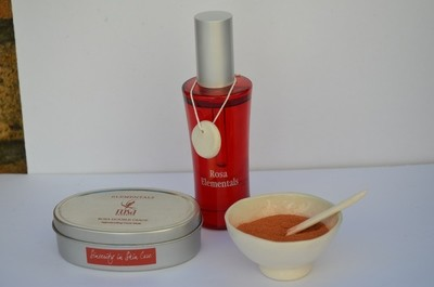 Rosa Double Usage - Anti-Ageing face mask