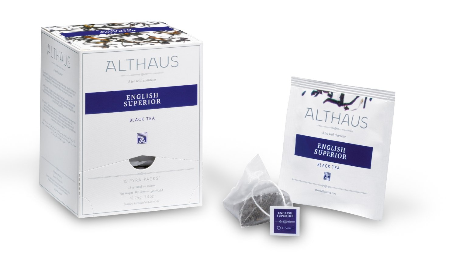 Althaus Pyra Pack English Superior
