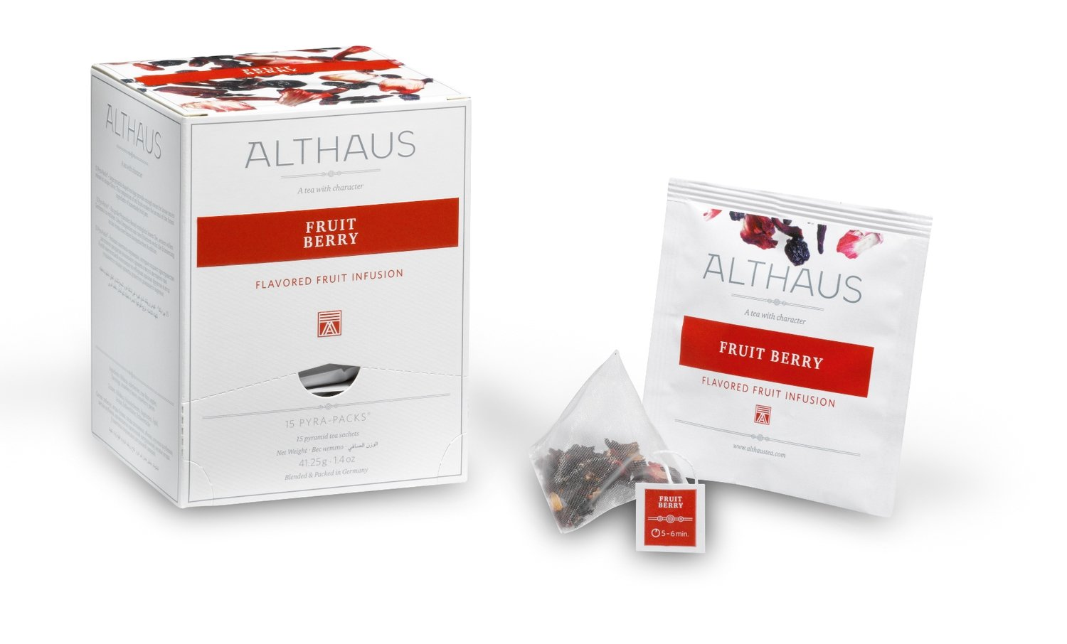 Althaus Pyra Pack Fruit Berry