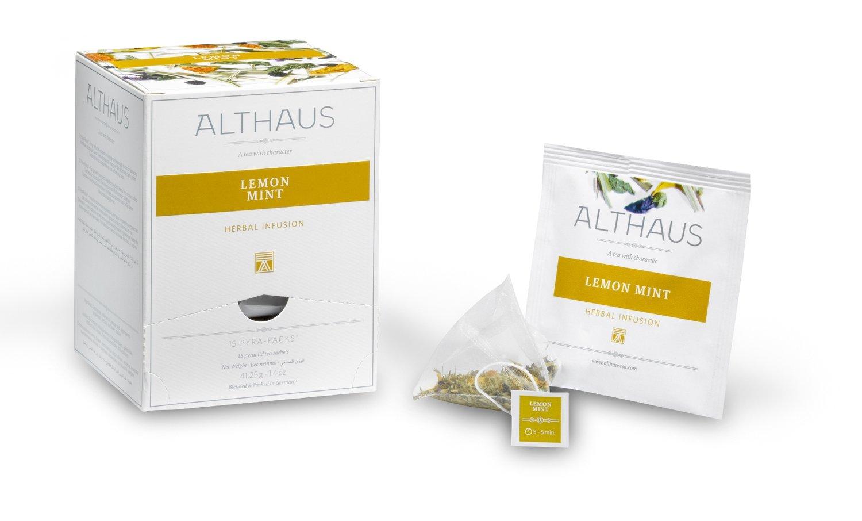 Althaus Pyra Pack Lemon mint