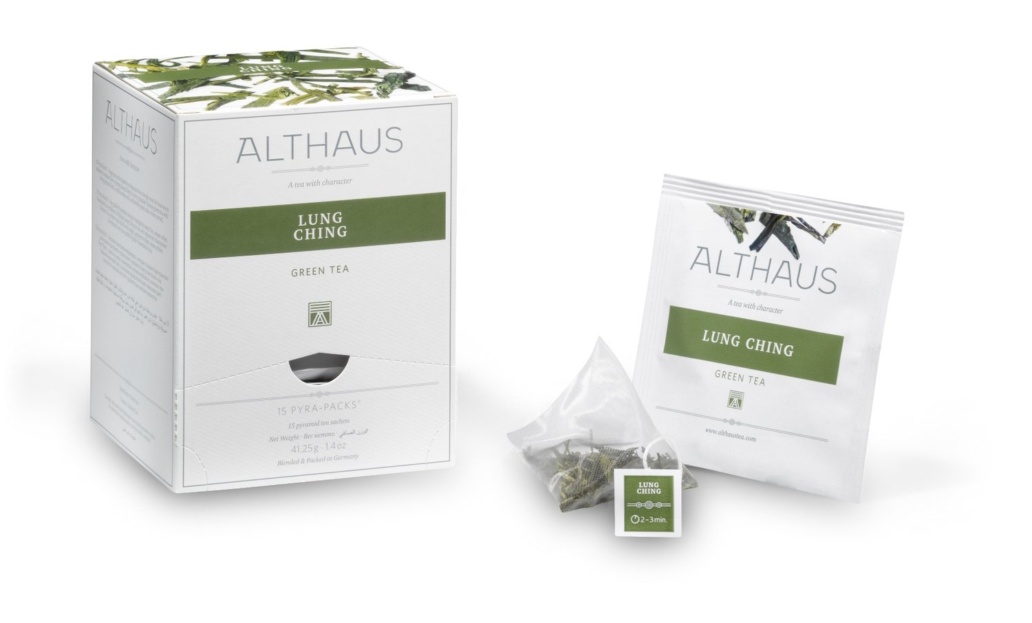 Althaus Pyra Pack Lung Ching