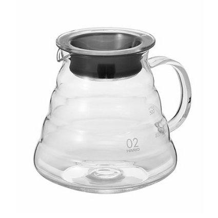 Hario V60 lasinen kahvipannu 600ml